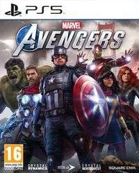 Marvel's Avengers (PS5) @ Gameshop Twente