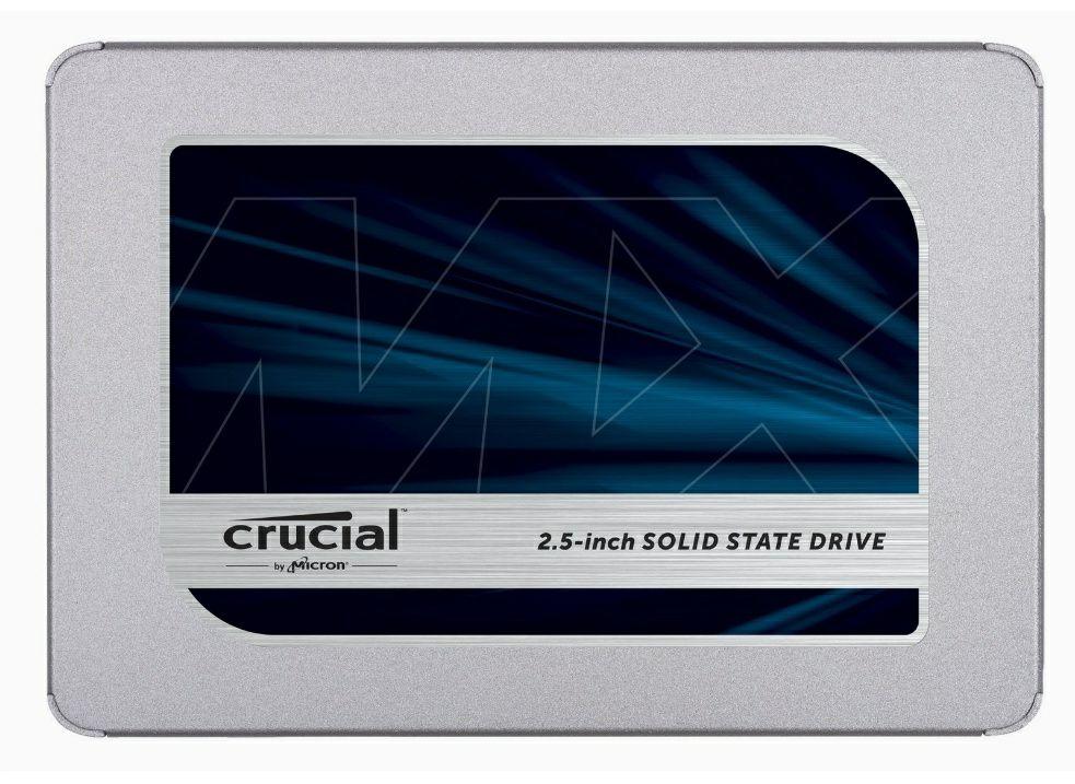 "Crucial MX500 2,5"" 2TB"