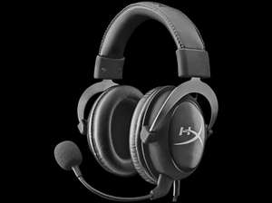 HYPERX Cloud II Zilver Headset