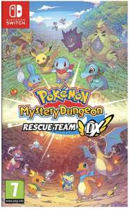 Pokemon Mystery Dungeon : Rescue Team DX - NL versie (Nintendo Switch)