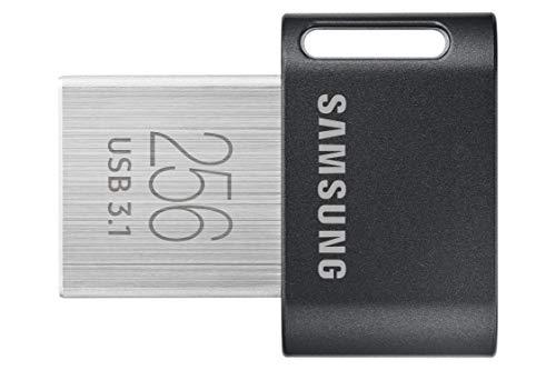 Samsung Fit Plus 256 GB type A 400 MB/s USB 3.1 Flash Drive (MUF-256AB/APC)