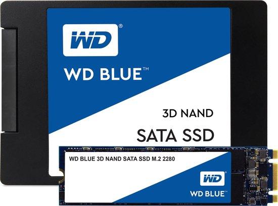 """WD Blue SSD 2,5"""" (3D v-nand (TLC)) 1TB"""