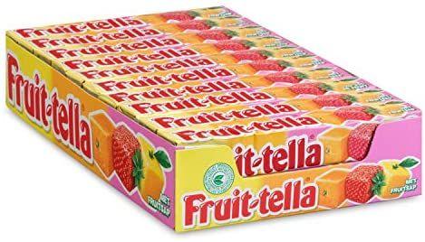 Fruittella Summer Fruits 20 rollen