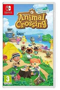 Animal Crossing: New Horizons, switch