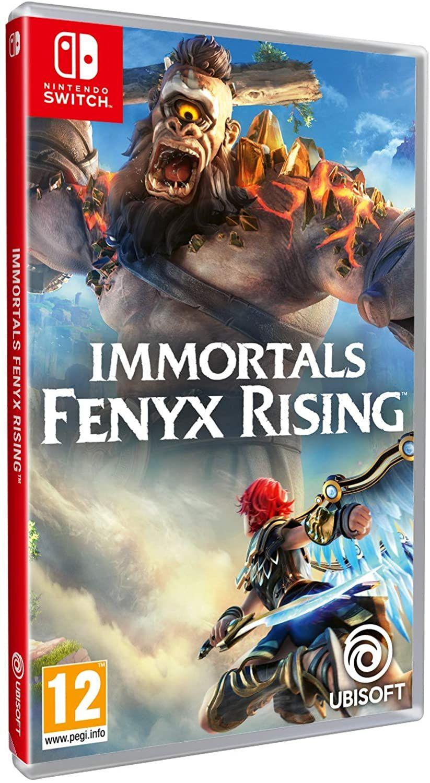 Immortals Fenyx Rising (Nintendo Switch) @Amazon ES