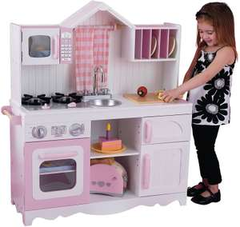 KidKraft Modern Country speelgoedkeuken voor €61,99 @ Amazon.nl