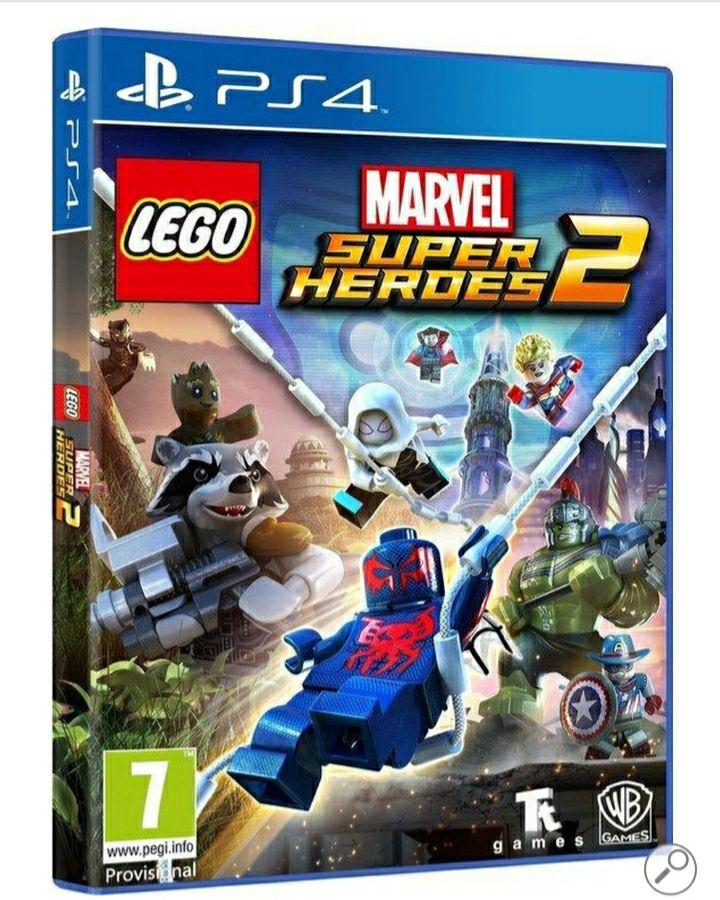 Lego games Playstation 4 voor € 13,99