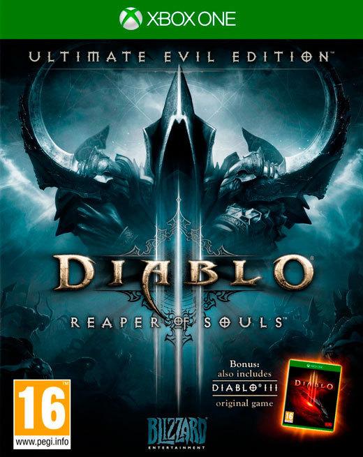 Diablo III Ultimate Evil Edition (Xbox One) voor €17,49 @ Dixons (afhalen)