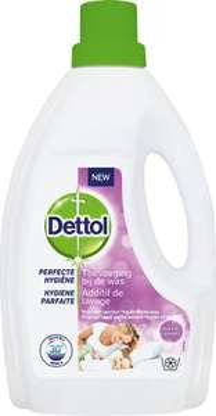 Dettol was additief 4x 1,5l