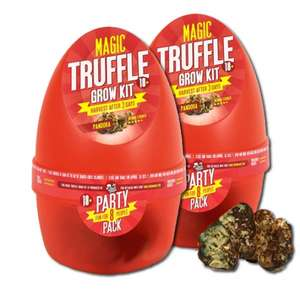 Magic Truffel kweek set 2e gratis