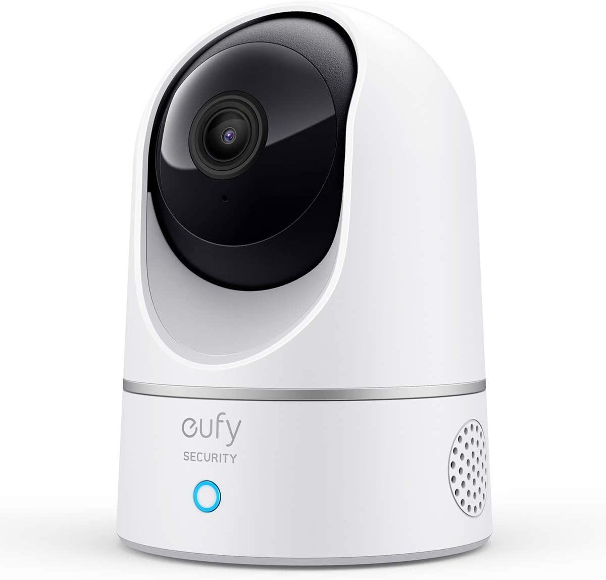 Eufy 1080p beveilingscamera voor binnen van €45,99 naar €34,47 @ Amazon NL