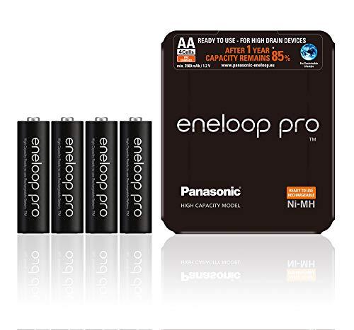 Panasonic eneloop pro AA/AAA