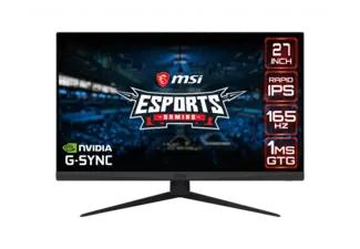 """MSI Optix G273QF 27"""" QHD Monitor"""