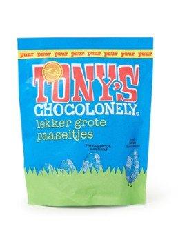 Tony's Chocolonely paaseieren 30% korting & gratis verzending Bijenkorf