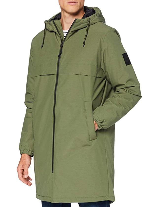 JACK & JONES JCOWAY PARKA Men's Coat/Jacket