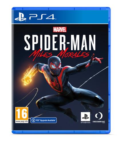 Marvel's Spider-Man: Miles Morales, PS4 €39,99