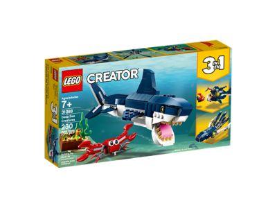 Lego 31088 Creator Deep Sea Creatures