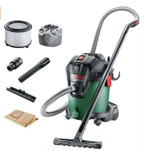 Bosch Home and Garden AdvancedVac 20 Wet and Dry Cleaner (1200 W, 20 Li, in Box)
