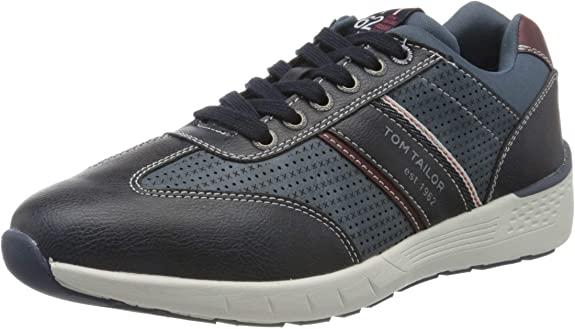 TOM TAILOR 8082402 heren sneakers @ amazon.nl (maten 41/42/43/45)