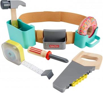 Fisher-Price Gereedschapsriem Met Speelgoed