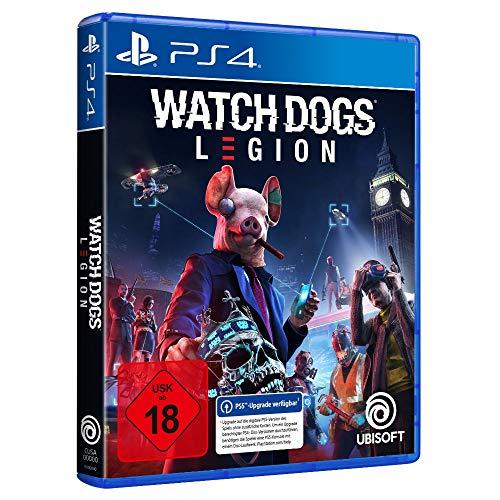 Watch Dogs: Legion duitse versie (PS4 met gratis PS5 upgrade)