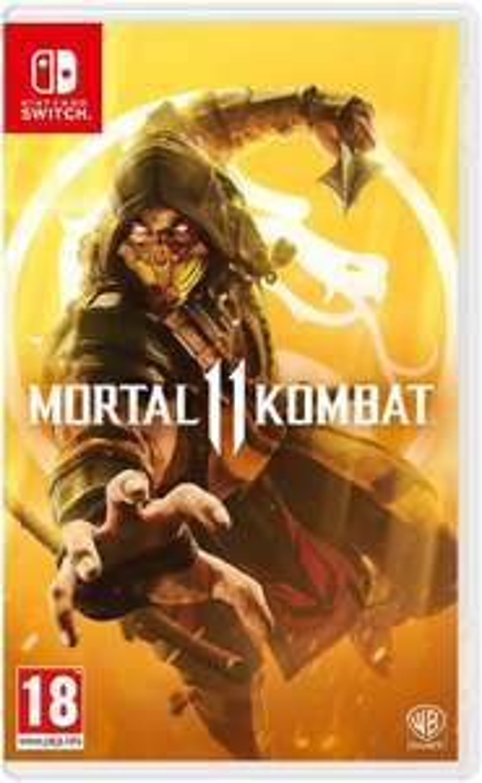 Mortal Kombat 11 (Nintendo Switch) @Amazon ES