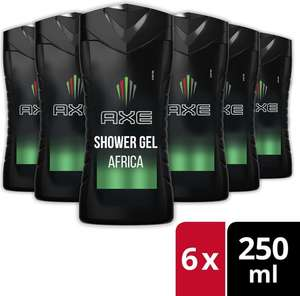 Axe Africa Douchegel - 6 x 250ml