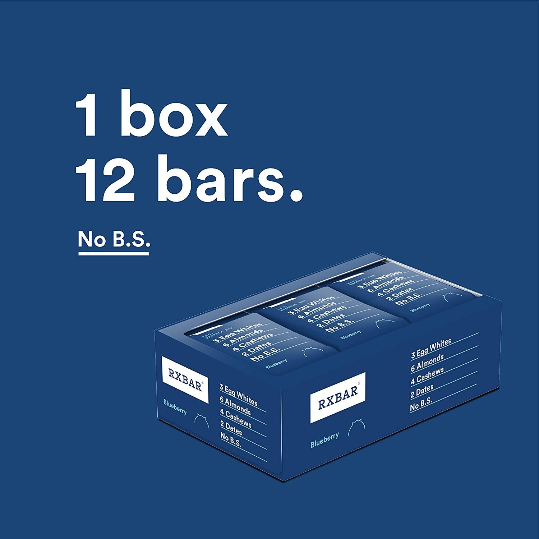 RXBAR Eiwit/ Proteïne repen 3 smaken