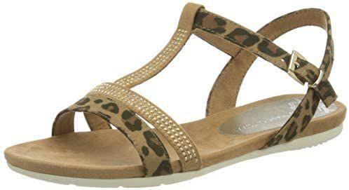 MARCO TOZZI 2-2-28124-24 dames sandalen met riempjes