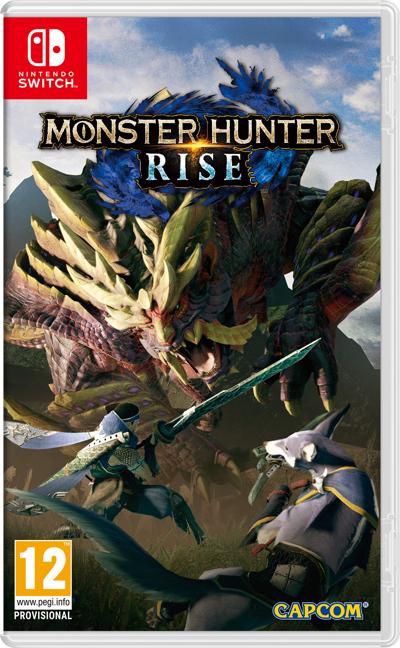 Monster Hunter: Rise (Nintendo Switch)