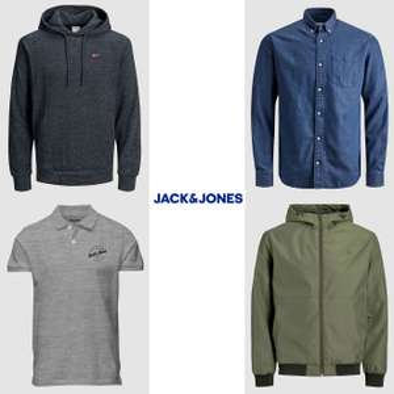 Lentedeal: 20% EXTRA korting op Jack & Jones [va €65]