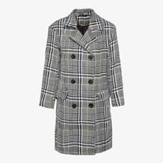 Geruite jas voor dames van €64,99 naar €15 @ Scapino
