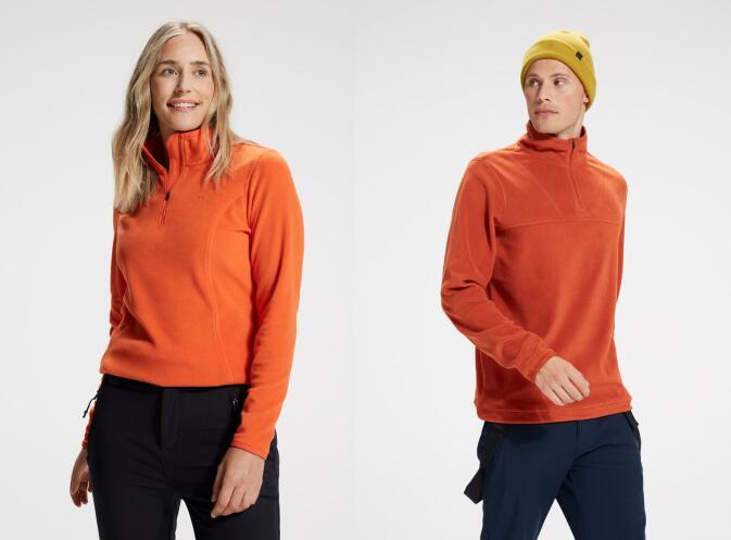 Verschillende kleuren pully's voor dames of heren van €19,99 naar €6 per stuk @ ANWB