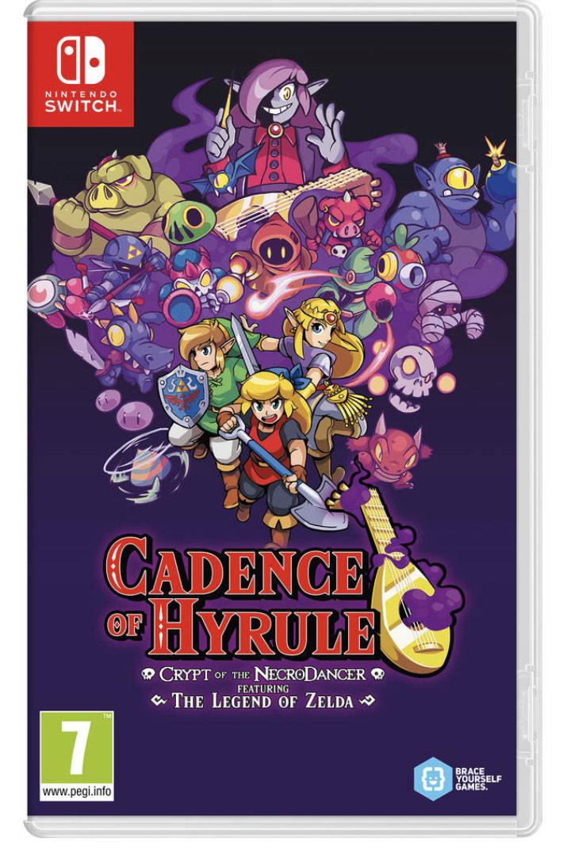 Nintendo Switch - Cadence of Hyrule: Crypt of the NecroDancer (Fysieke editie)