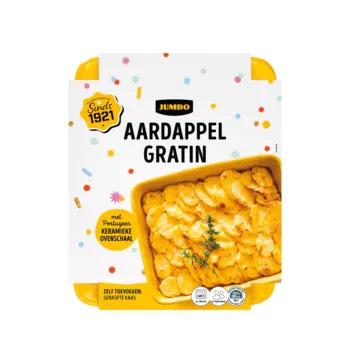 Jumbo Aardappel Gratin met Luxe Ovenschaal 700g