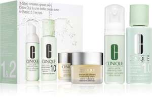 Notino - Clinique 3 Steps Introduction Kit Extra Gentle Cosmetica Set
