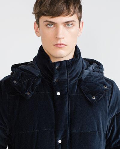 Bijna alle jacks voor €19,99 (max. adviesprijs €99,99) @ Zara