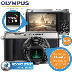 Olympus Stylus SH-1 compactcamera voor € 255,90 @ iBOOD