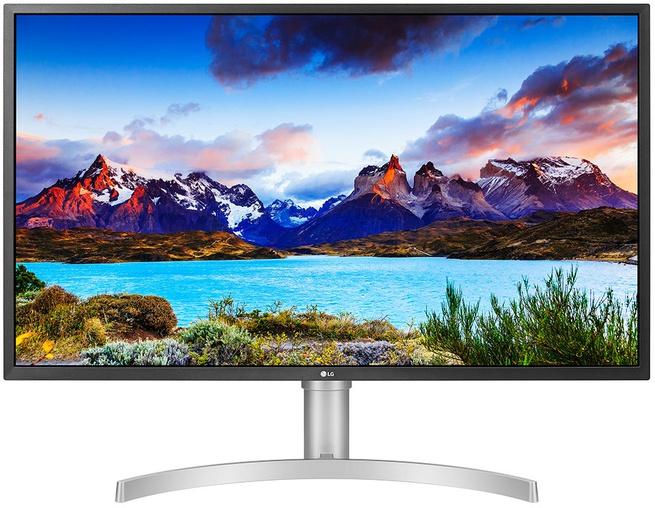 LG 32UL500 - 4K VA Monitor - 32 inch