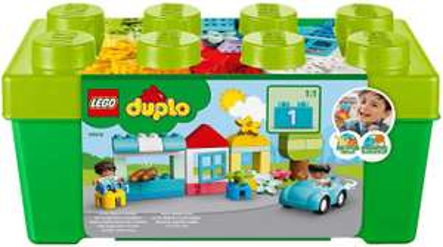 LEGO DUPLO Classic Opbergdoos 10913 @ Amazon.nl
