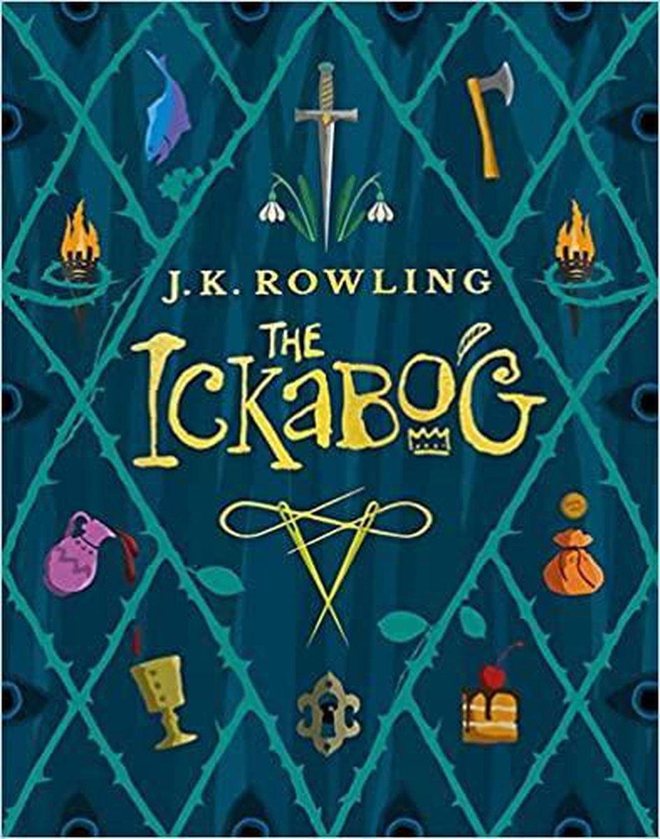 Ickabog boek van j.k Rowling ( Engelse versie )
