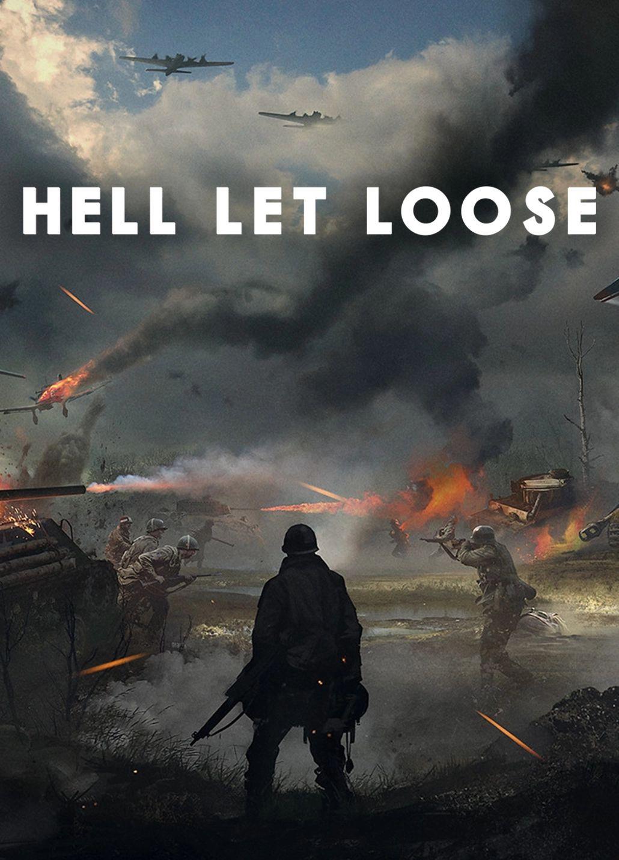 [Free weekend] Hell Let Loose @steam