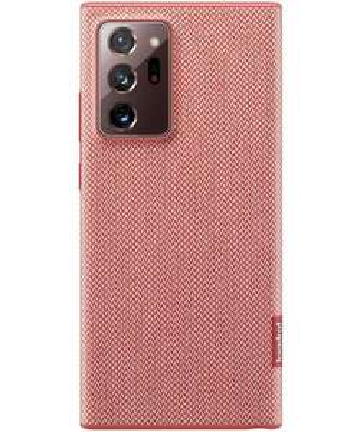 Samsung Galaxy Note 20 Ultra Kvadrat Cover Rood @ GSMpunt