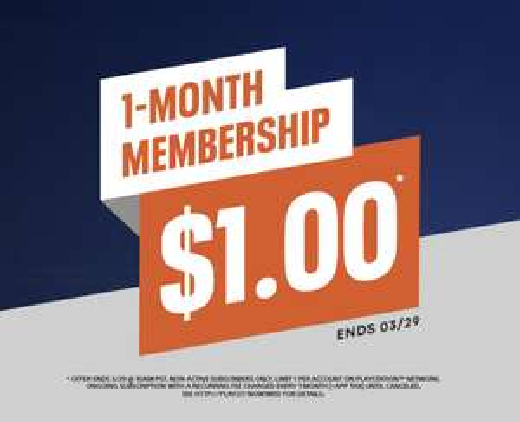 [USA psn store] PS NOW 1 maand 1 dollar