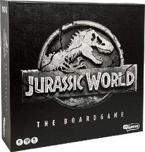Jurassic World the boardgame - bordspel @boekenvoordeel