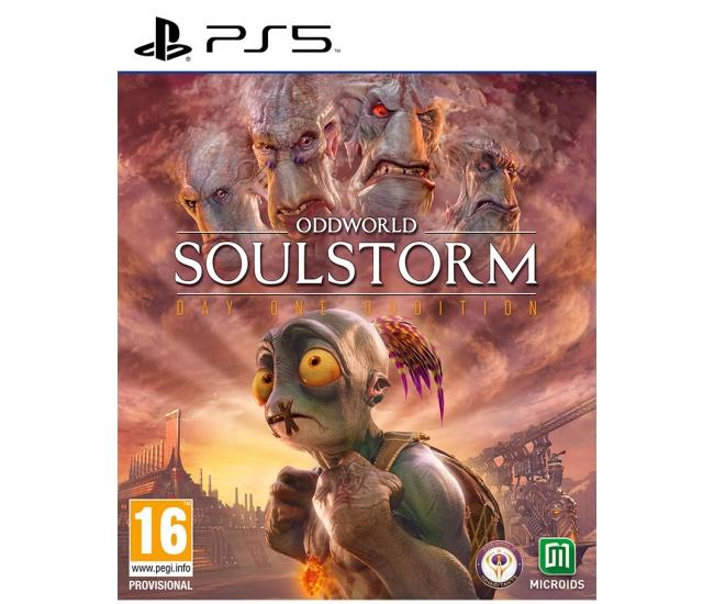 Oddworld Soulstorm (PS4/PS5)