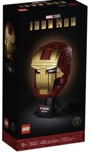 LEGO Marvel Avengers Iron Man helm - 76165