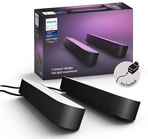 Philips Hue Play Bar set zwart ook via Amazon.nl €79