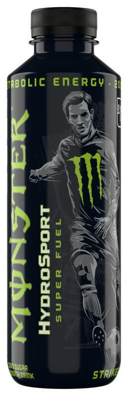 12 * 650ml Monster HydroSport €4 @ Die Grenze (Zero Sugar)
