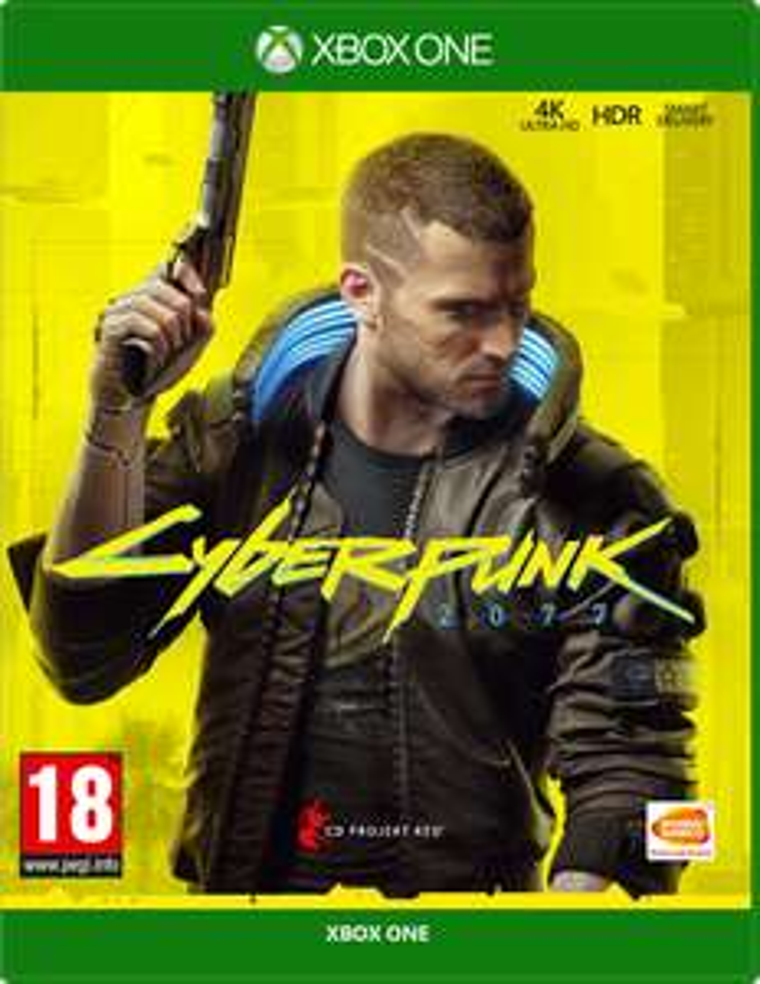 Cyberpunk 2077 XBOX/PS4